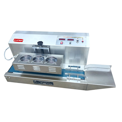 GLF-900 Economic continuous aluminium foil induction sealer