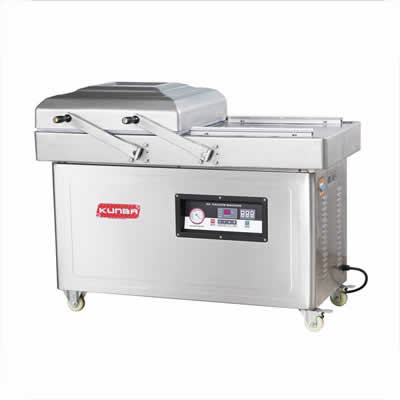 DZ-400/2SA Double chamber vacuum packing machine